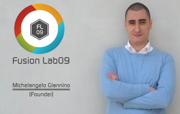 michelangelo giannino founder fusionlab09