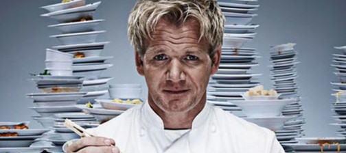 strategie di marketing dello chef Gordon Ramsay