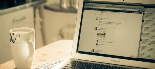 lavorare sui social media