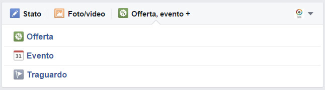 tipi di post facebook