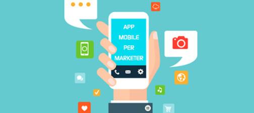 App android per facilitare la vita del marketer lontano dall'ufficio