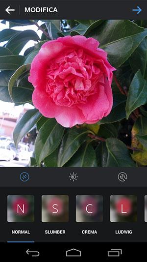 guida instagram scelta filtro foto