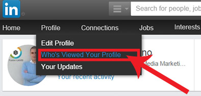 linkedin insights profile