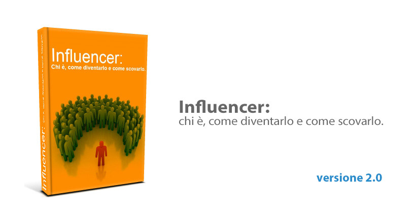 ebook come diventare influencer versione 2.0