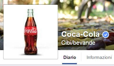 verificare fan page facebook bollino azzurro