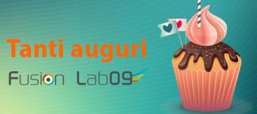 Fusion Lab09 festeggia il primo anno di vita [include sorpresa]