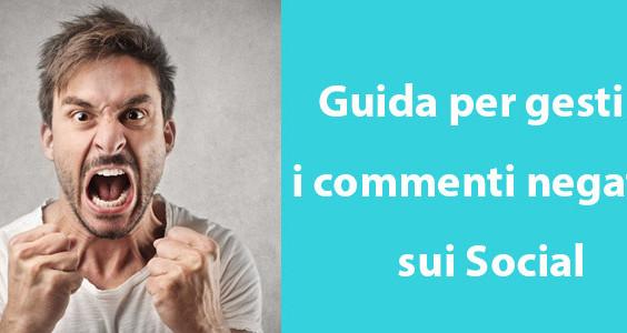 Guida: come gestire le critiche negative sui social network